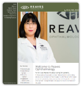 """Reaves Ophthalmology"