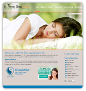 St. Thomas Sleep Center