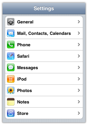 how to add a webmail account to iphone telus