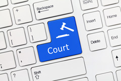 Medical Website Compliance Court