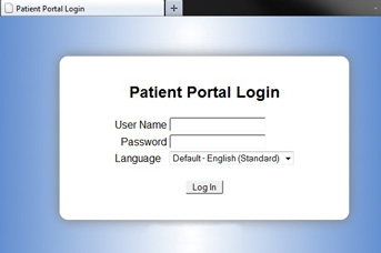 medical website old patient portal1
